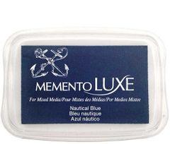 Memento LUXE Nautical Blue