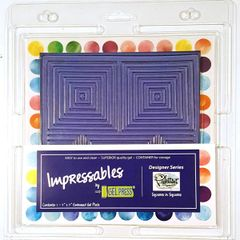 Gel Press Impressable Squares