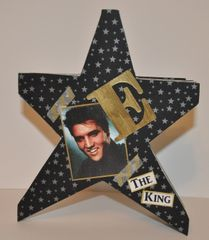 "Elvis ""The King"" Board Book"