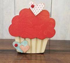 Cupcake Wooden