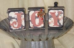 BOO AND JOY BLOCKS - Digital or Full kit