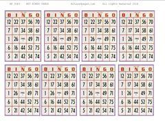 3040 Bingo ATCs