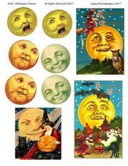 3102 Halloween Moons