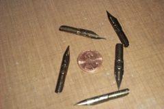 Pen Nibs (5)