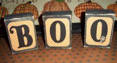 BOO AND JOY BLOCKS kit