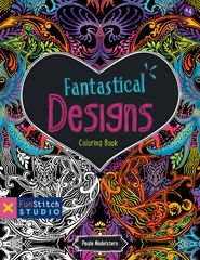 Coloring Book Fantastical