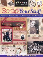 Scrap Your Stuff Book