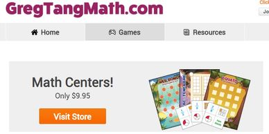 Math games and practice