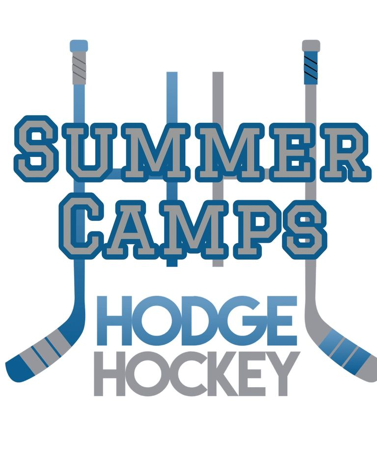 Hodge Hockey 5 Week Summer Camp Series https://hodgehockey.com/clinics