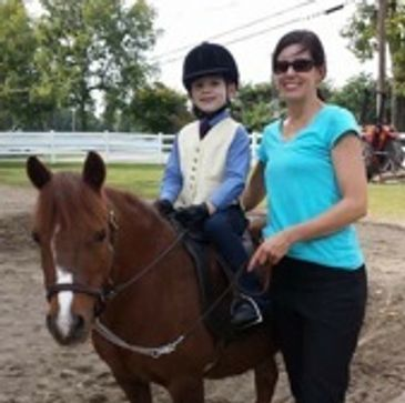 Sarah Hoover grew up in the Morgan industry, earned her Bachelor's in Equestrian Science at the illu