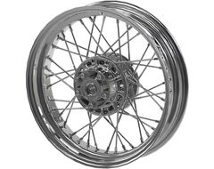 Front - CHROME LACED FOR SCOUT - 2880896-156