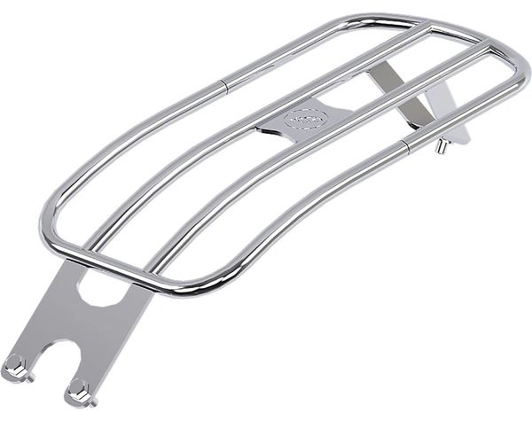SOLO LUGGAGE RACK CHROME - SCOUT - 2880900-156