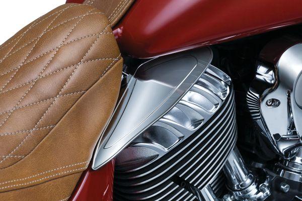 Saddle Shield Heat Deflectors - 7181