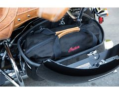 DELUXE SADDLEBAG TRAVEL BAGS - 2880294
