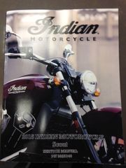 MANUAL 2015 - 2017 INDIAN MOTORCYCLE SCOUT SERVICE MANUAL - 9927619