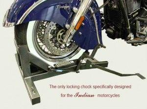 Transport - WheelDock Motorcycle Wheel Chock FOR CAST WHEELS