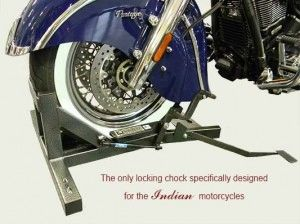 Transport - WheelDock Motorcycle Wheel Chock FOR SPOKE WHEELS