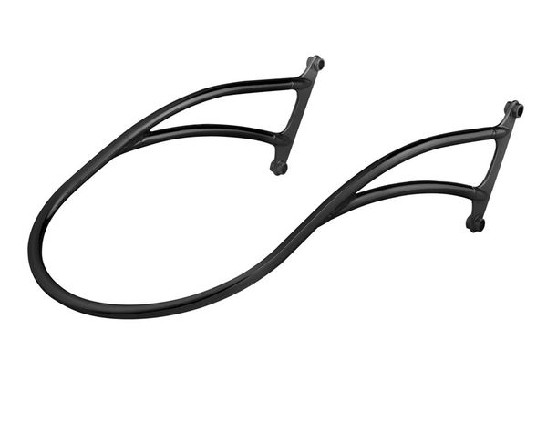 FRONT FENDER BUMPER GLOSS BLACK - 2880750-266