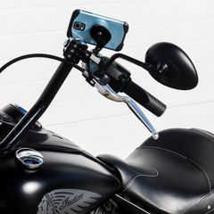 Handlebar Device Mounts for Indian