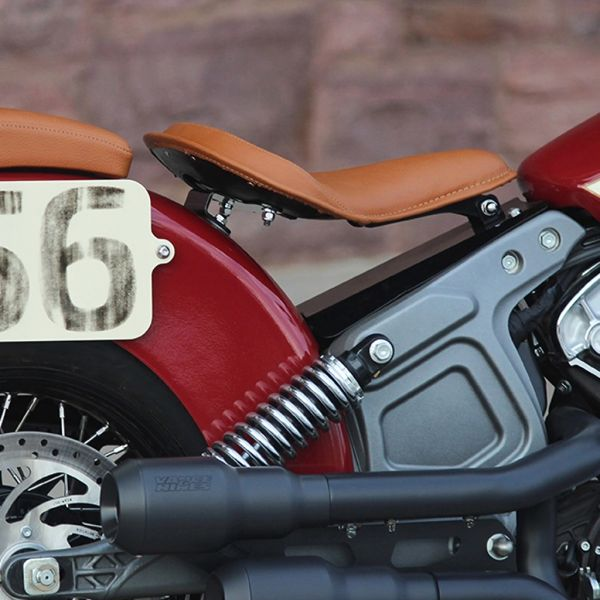 Driver Seat Kits - SEAT PAN KITS FOR INDIAN SCOUT