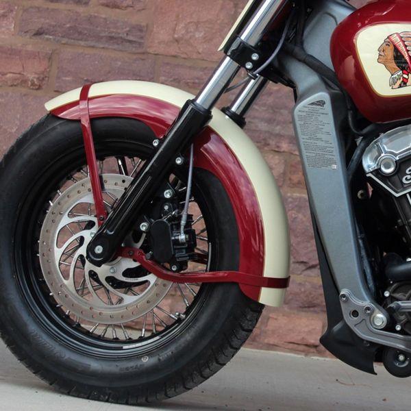 Fenders - Scout Front Fender - Outrider Klassic Benchmark