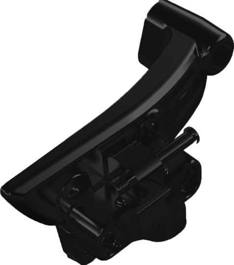 SELECT PASSENGER FLOORBOARD MOUNT - 2880288