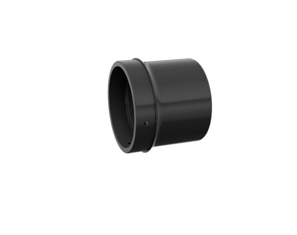 EXHAUST TIPS STRAIGHT MATTE BLACK - 2880671-266