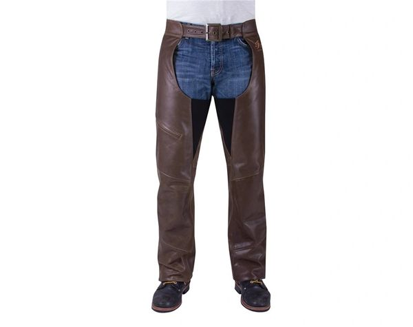 Chaps - MENS BROWN LEATHER - 2866290