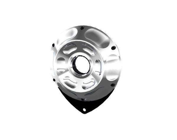 BILLET IGNITION COVER CHROME - 2882000-156