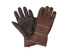 Gloves - TWO TONE LEATHER GLOVES - 2866321