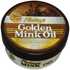 Fiebing Golden Mink Oil - MINK*06Z