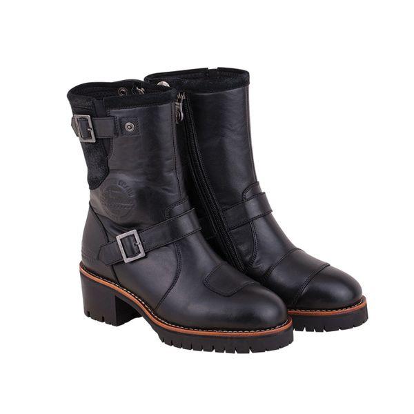 Footwear - WOMEN'S SHORT ENGINEER BLACK - 2863978