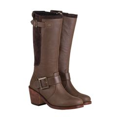 Footwear - WOMEN'S TALL ENGINEER BROWN - 2863964