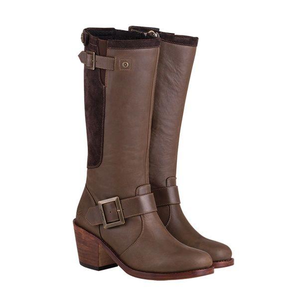 Footwear - WOMEN'S TALL ENGINEER BROWN - 2863964