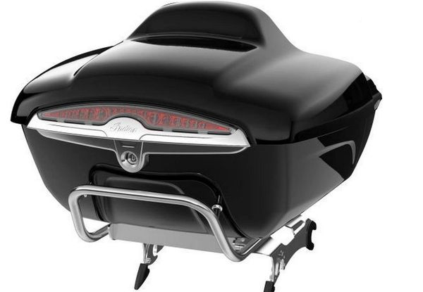 Trunk - INDIAN® CHIEFTAIN® QUICK RELEASE TRUNK- CALL FOR PRICING - IMC - 2880283-266