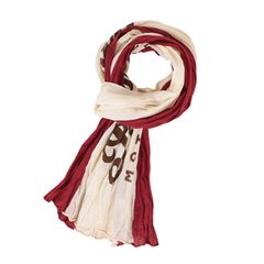 Headwear - COTTON LINEN SCARF - 2864426