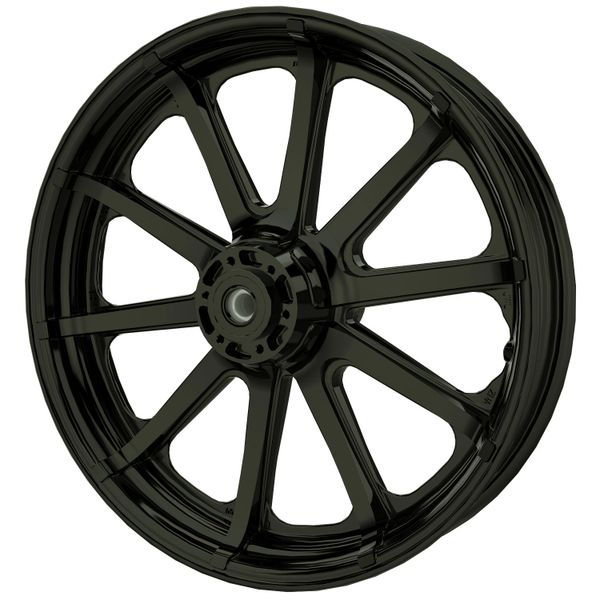 "19"" 10-SPOKE FRONT WHEEL BLACK - 2883235-266"