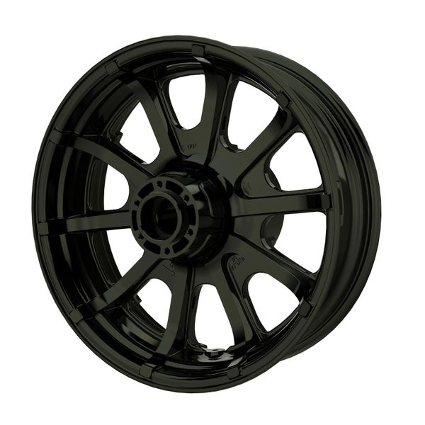 "16"" 10-SPOKE REAR WHEEL BLACK - 2882760-266"