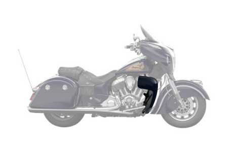 Lower Protection - HARD LOWERS OUTER-INDIAN® CHIEFTAIN® CLICK TO CHOOSE COLOR - IMC - 2880286