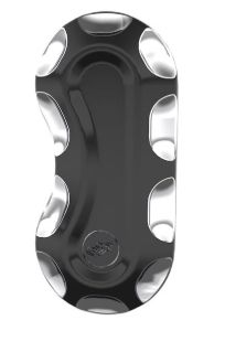 BILLET FRONT CALIPER COVER CONTRAST CUT - 2882307-468