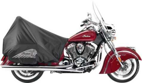 INDIAN® CHIEF® HALF COVER LARGE - 2861040-01
