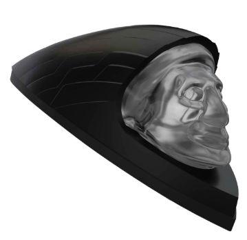 HEADDRESS LIGHT KIT MATTE BLACK - 2880665-463