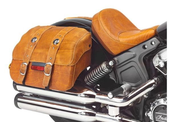 Saddlebag - DESERT TAN - SCOUT -IMC - 2880234-05