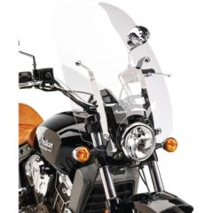 """QUICK RELEASE WINDSHIELD 24"""" CLEAR - 2880835-156"""