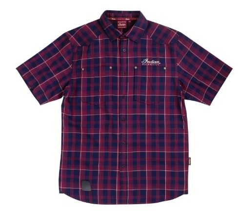 Casualwear - RED PLAID SHIRT - 2868821