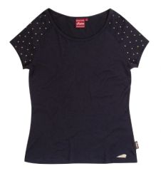 Casualwear - STUD SHOULDER TEE - 2868800