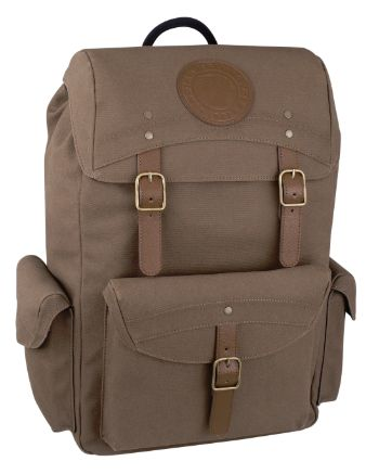 Luggage - WAXED COTTON BACKPACK - 2868686