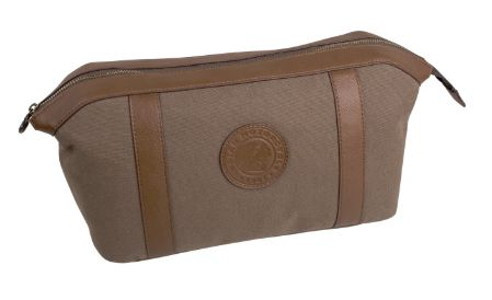 Luggage - WAXED COTTON WASH BAG - 2868690