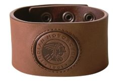 LEATHER SNAP CUFF - 2863944