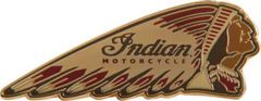 Pins - INDIAN MOTORCYCLE® COLORED WARBONNET - IMC - 2863675